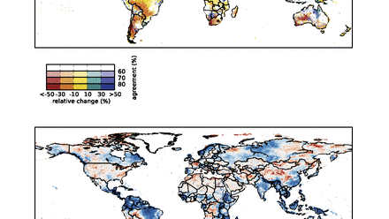 Multi-model assessment of water scarcity under climate change