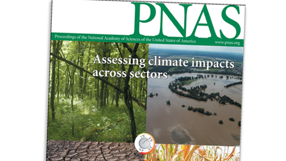 Global Climate Impacts: A Cross-Sector, Multi-Model Assessment Special Feature.